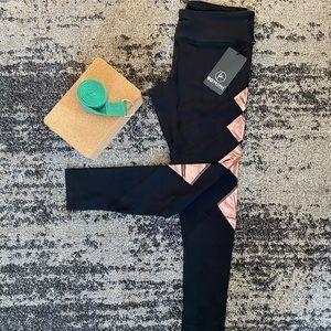 NWT 90 Degree by Reflex High Waisted Yoga Pants